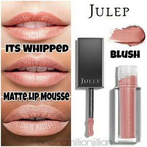 Julep IT'S WHIPPED Metallic Matte Lip Mousse